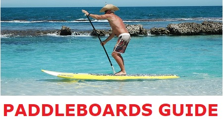 A Definitive Guide to Paddleboards