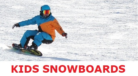 Best Kids Snowboards