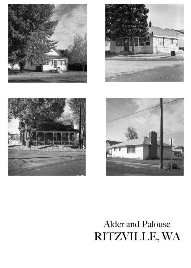 ALDER & PALOUSE