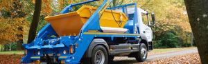our lorry company skip hire in Nottingham area