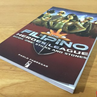 The Filipino Heroes League - Book 1 by Paolo Fabregas   Skip The Flip