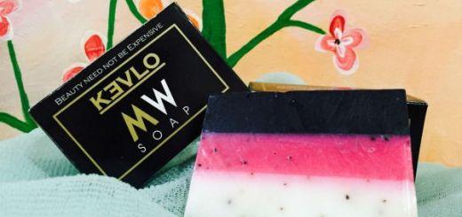My Skincare Regimen With Kevlo MW Soap   Skip The Flip