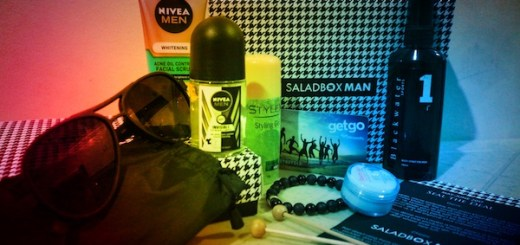 Get Ready To Seal The Deal With Saladbox Man | Skip The Flip