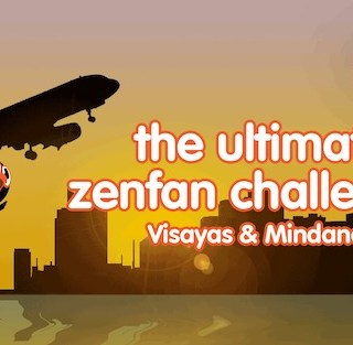 Take The Ultimate ZenFan Challenge And Fly To Manila For Free | Skip The Flip