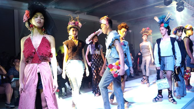 The Aboitiz Green Fashion Revolution 2017 | Skip The Flip
