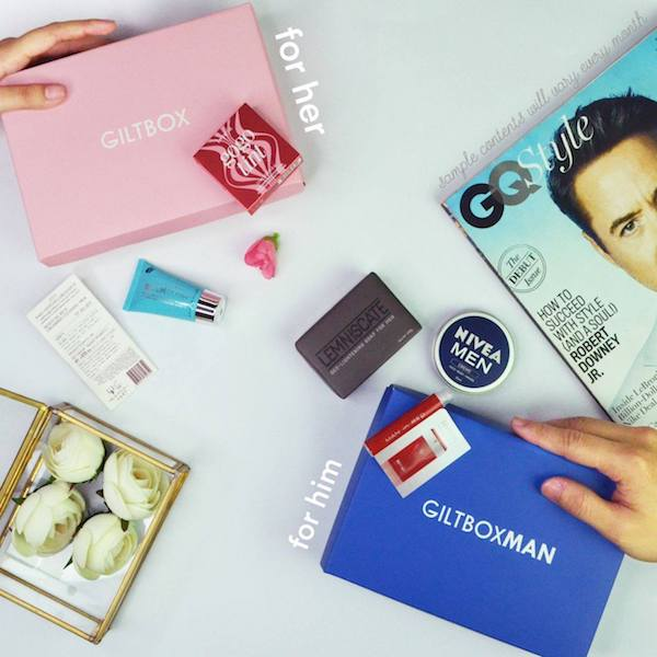 Giltbox: An Ideal Gift For Your Beauty And Style-Centric Best Friend | Skip The Flip