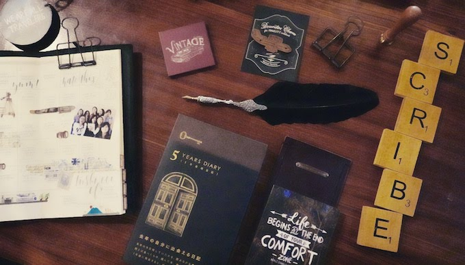 The Scribe Writing Essentials Exclusive Shopping Spree   Skip The Flip