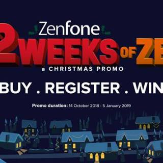 Christmas Comes Earlier With ASUS Philippines' 12 Weeks Of Zen | Skip The Flip
