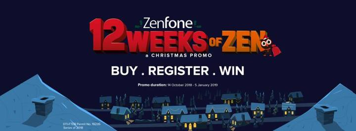Christmas Comes Earlier With ASUS Philippines' 12 Weeks Of Zen   Skip The Flip