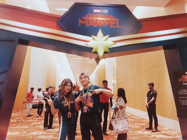 Go Higher, Further, And Faster With Marvel Studios' Captain Marvel And Globe | Skip The Flip