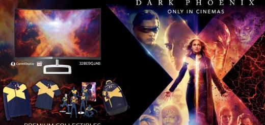 The Philips Monitors And X-Men Dark Phoenix Promo | Skip The Flip