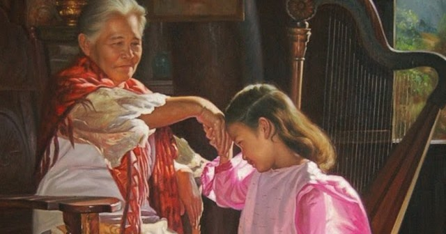 """""""Mano po,"""" said the 4-year-old grandchild to her smiling grandma when they arrived from a very hideous long trip to the province. 