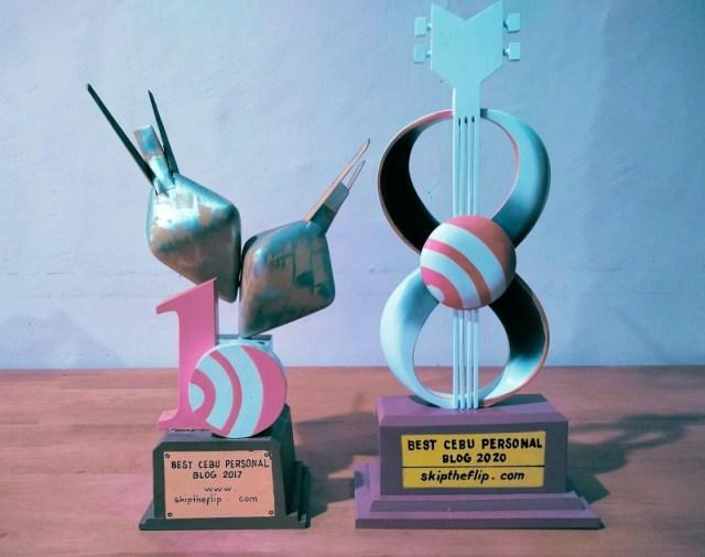 Best Cebu Blogs Awards | Skip The Flip