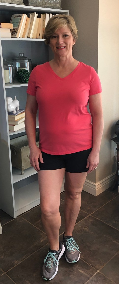 Check out my reveal of the Top 3 Shorts for Women Over 40