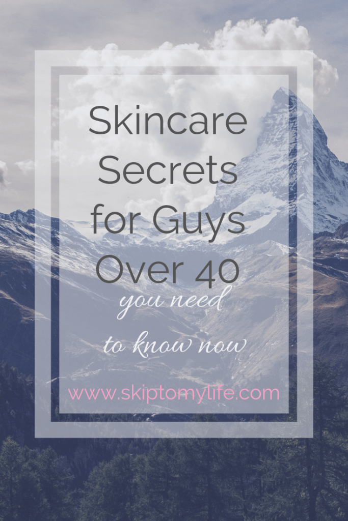 Skincare-for-Men-Over-40