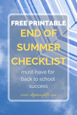 Checklist of appointments and important details to take care of before your kid starts college.