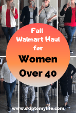 Check out this WalMart haul and get started adding style to your fall wardrobe!