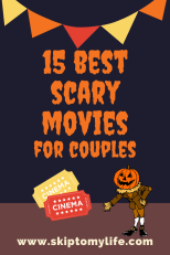 15 movies to help you celebrate Halloween at home. Grab the popcorn!