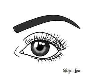 eye eyes draw easy drawing drawings skiptomylou line amazing realistic inktober bloglovin