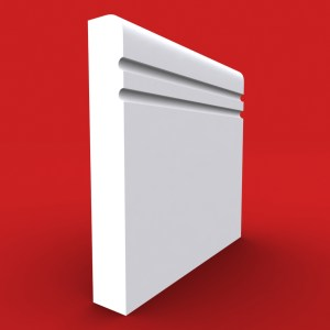 bullnose c grooved 2 skirting board
