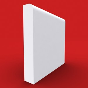 bullnose skirting board profile