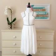 STD9442SS Skirtista Romantic Midi Dress