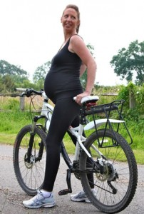 Cycling when pregnant