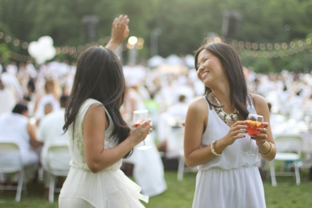 Pop Up Brooklyn: All White Party
