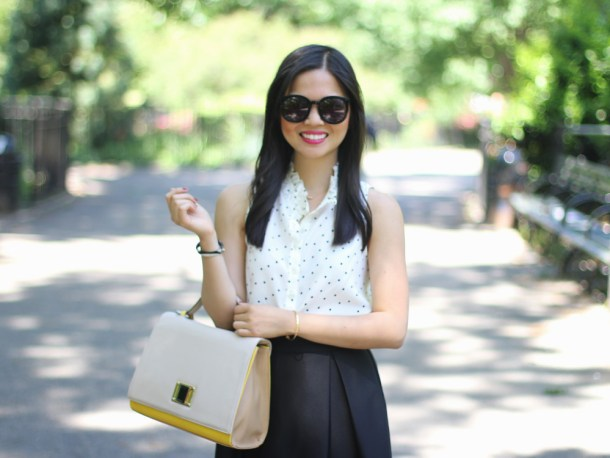 Sophisticated Spring Outfit