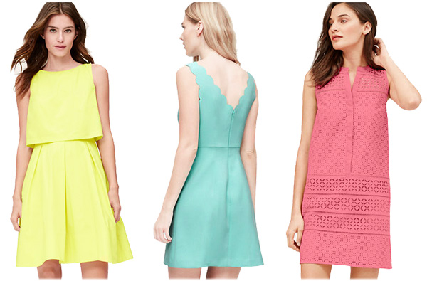 Skirt The Rules // Pastel Dresses