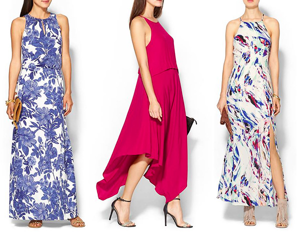 Skirt The Rules // Spring Maxi Dresses