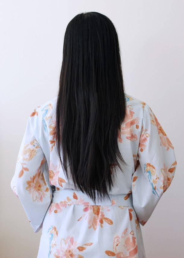 Skirt The Rules // Hair Care Tips for Long Hair