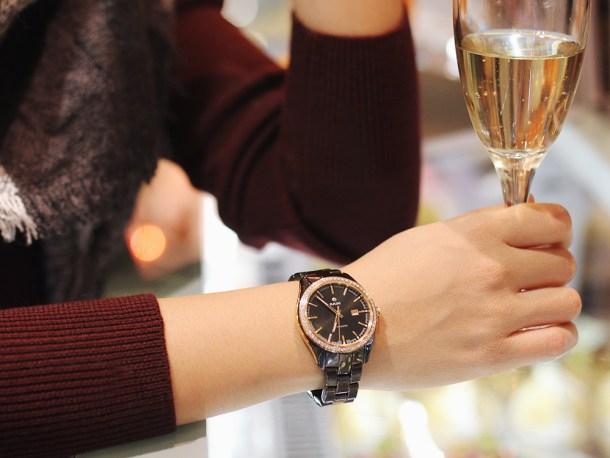 Rado Women's HyperChrome Watch in Chocolate Brown