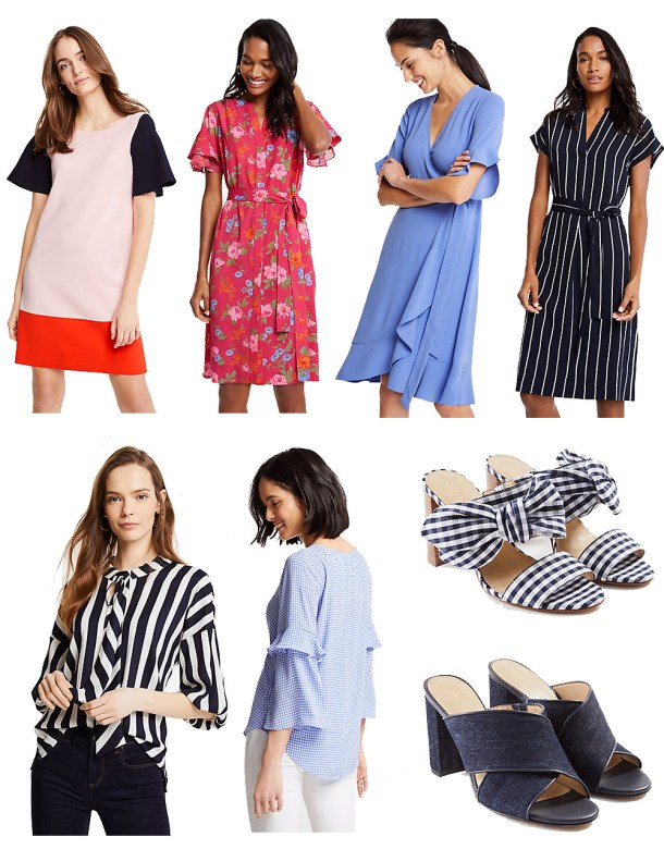 Ann Taylor April 2018 Styles