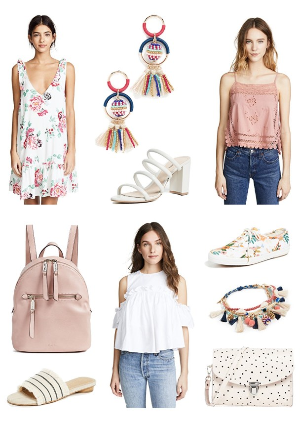 Shopbop Spring 2018 Sale