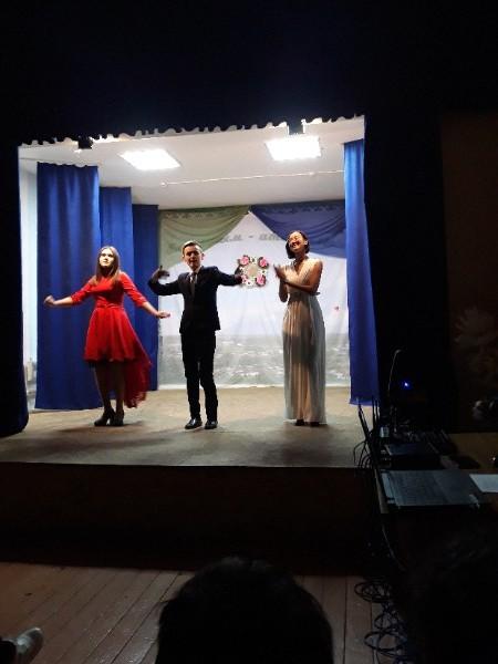 18 Января мы выступали концертными номерами в Баймакском районе деревне Баишево.