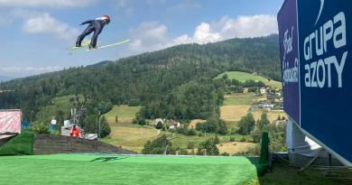 Takanashi und Kriznar im Training vorne – Qualifikation in Wisla ab 13 Uhr