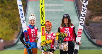 Althaus gewinnt erneut in Oslo – Mühlbacher und Wiegele gewinnen COC-Gesamtwertung