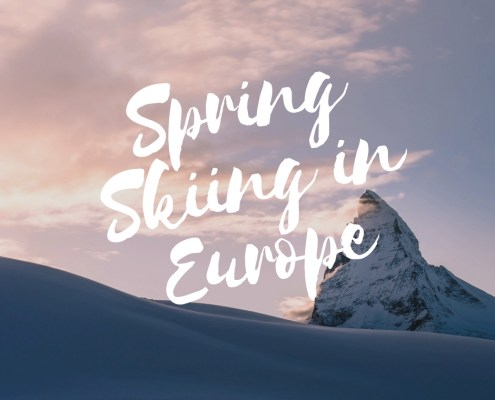 Best Spring Skiing in Europe Fb 3