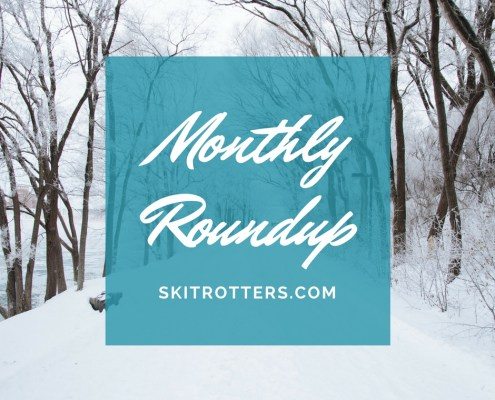 Ski news monthly roundup by Ski Trotters