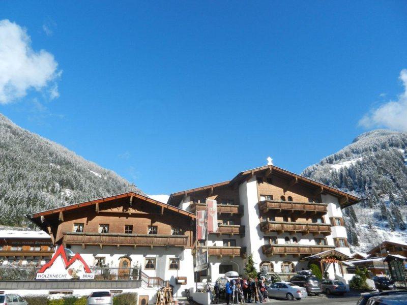 Single Skiurlaub inkl. Skipass im Stubaital ab 599,-€