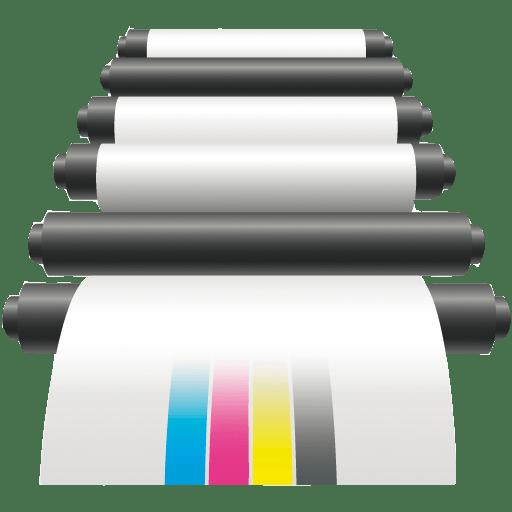 films magnétiques et ferreux imprimables