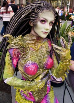 Kerrigan by @kanstelar