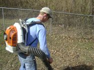 Call SK Lawn Care For Leaf Removal In Overland Park, Kansas City & Leawood.