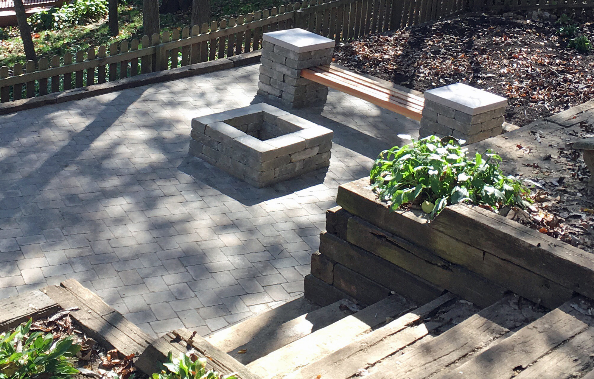 Relax In Your Outdoor Living Space | SK Lawn And Landscape
