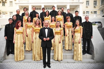 crimean chamber choir Stichting Klassiek Leek