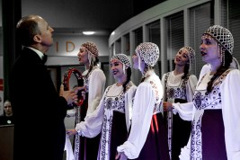 Crimean Chamber Choir St. Klassiek Leek