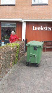 Clienten Woonhaven Leeksterschans 13-04-2020