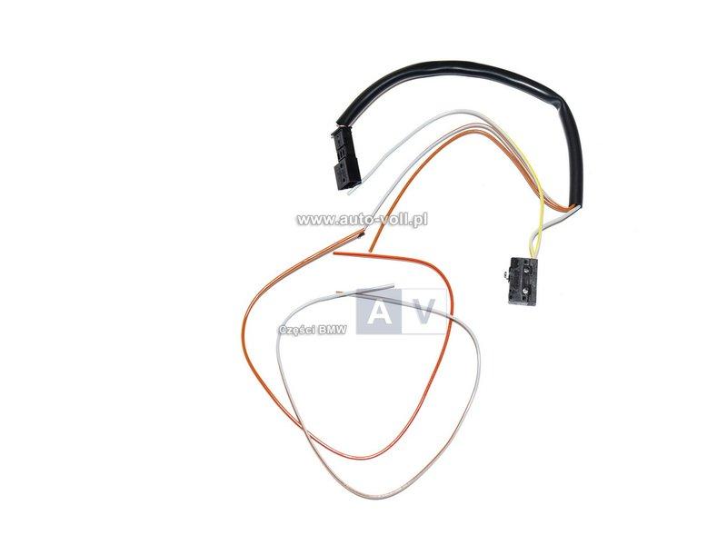 51138185792 Mikroprzełącznik przycisku tylnej klapy BMW