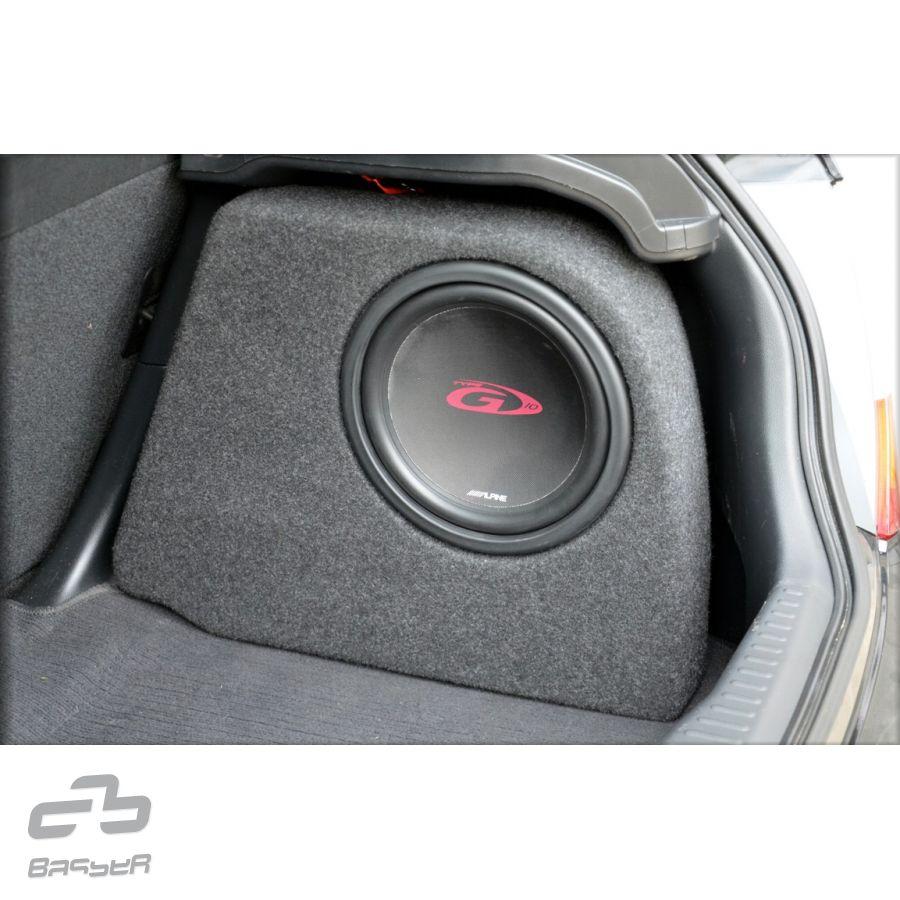 Basser Honda Civic 7 Fit Box Subwoofer Enclosure